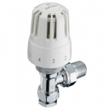 Pegler Belmont Thermostatic 15mm x 1/2 Radiator Valve - 07001419